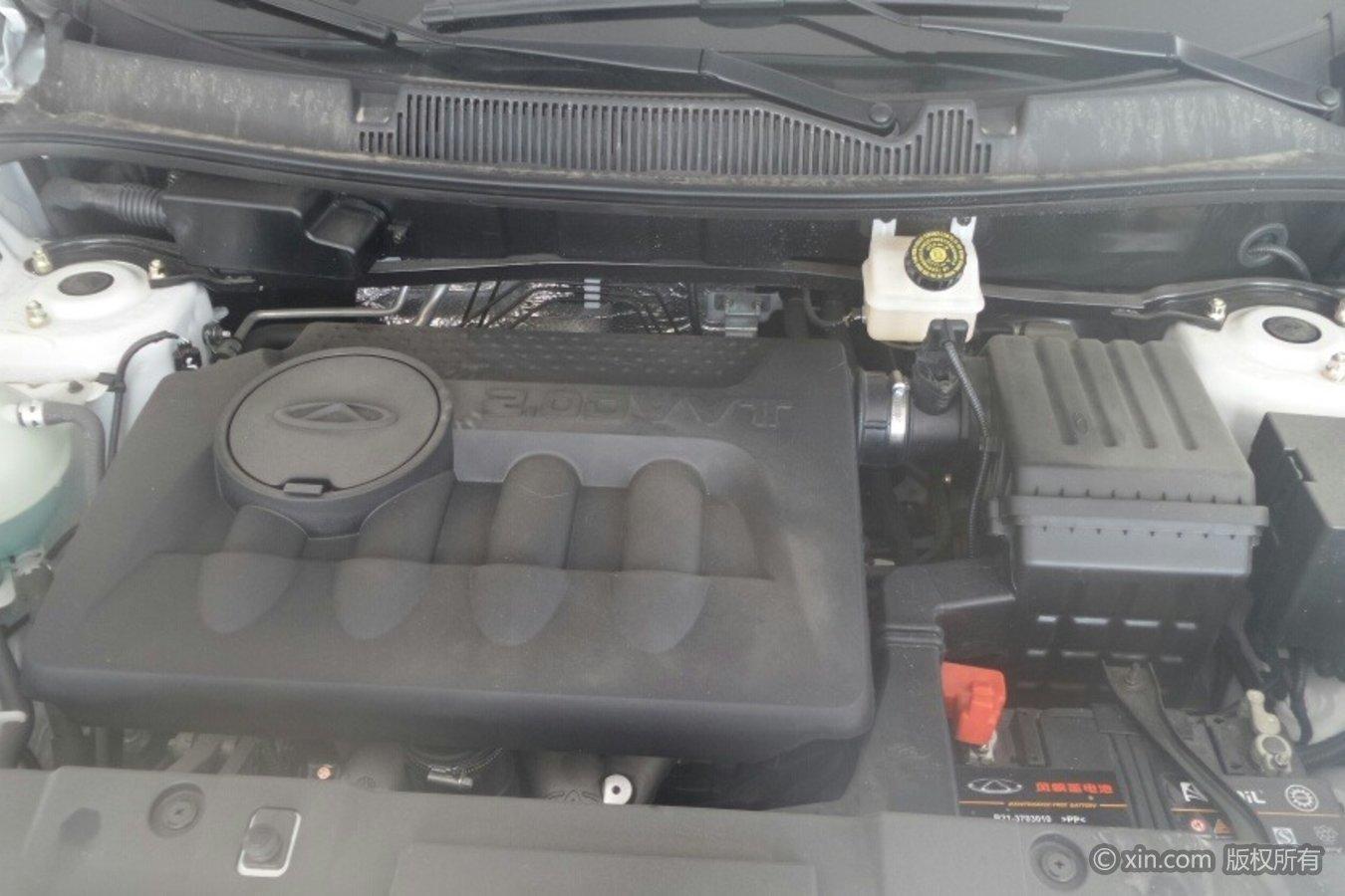 奇瑞瑞虎5发动机