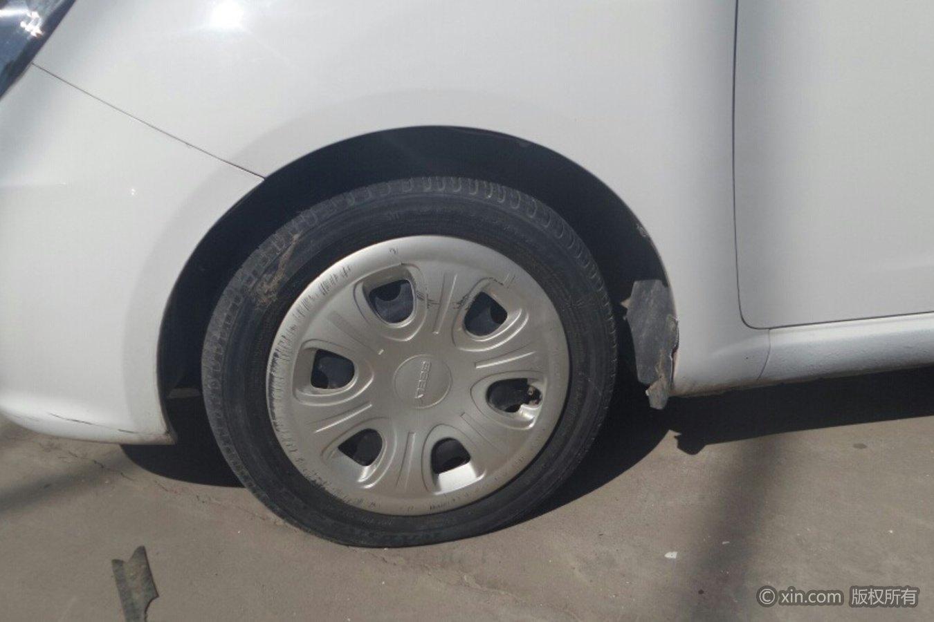 吉利汽车熊猫轮毂