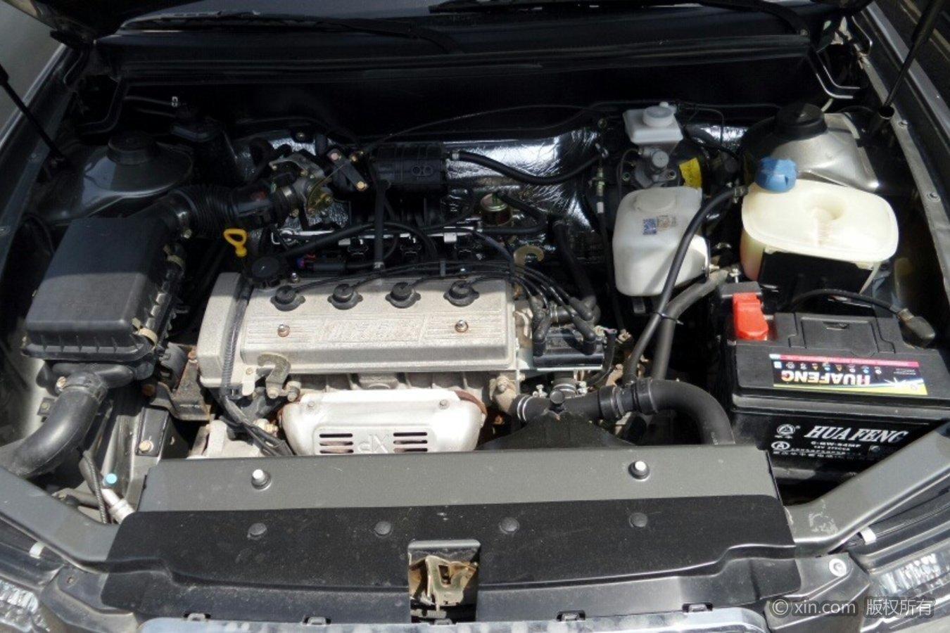 野马汽车F10发动机