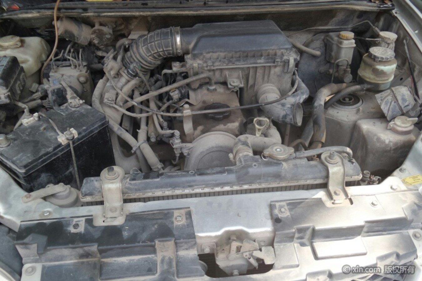 众泰5008发动机