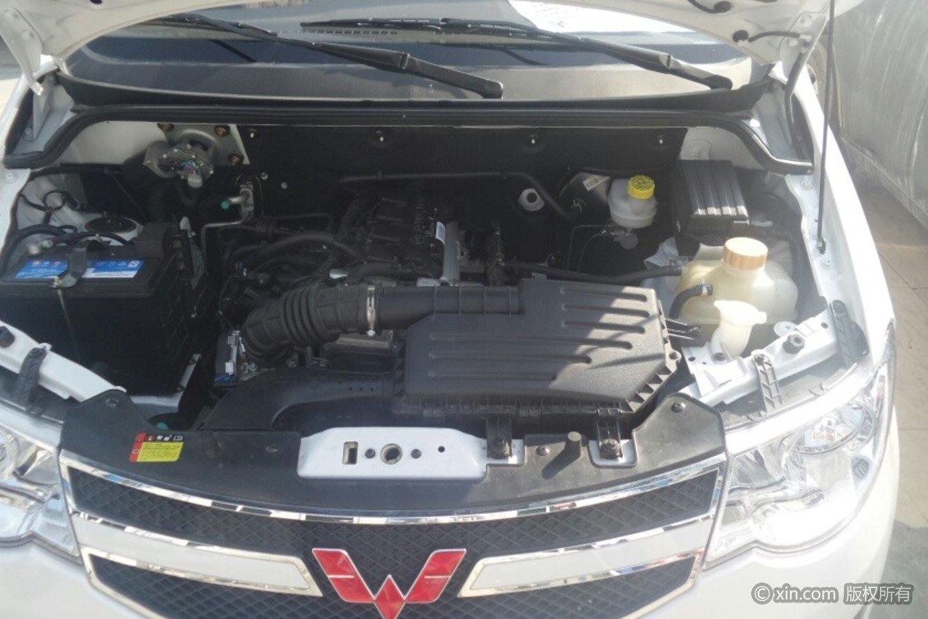 五菱汽车宏光发动机