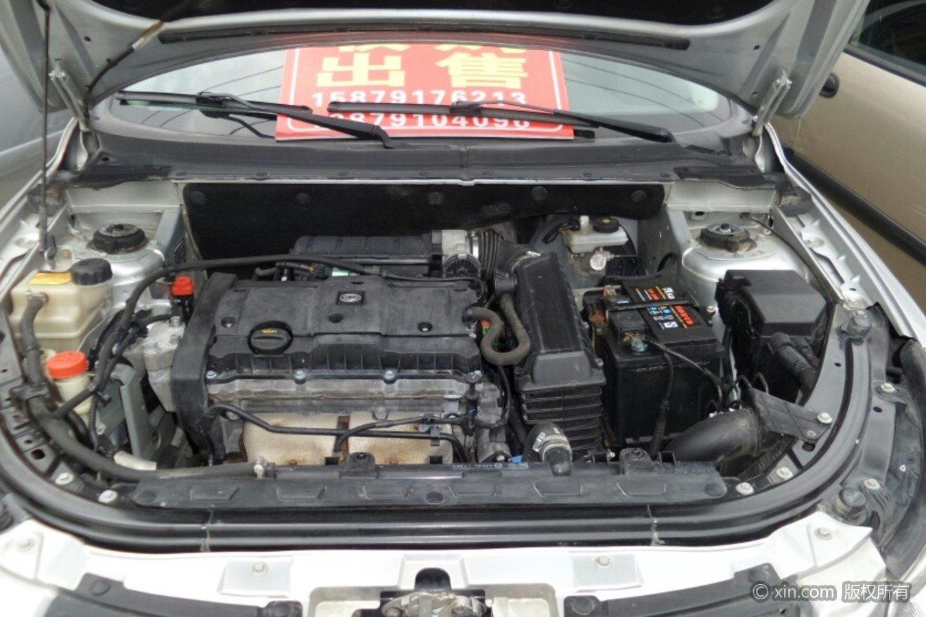 东风风神风神S30发动机