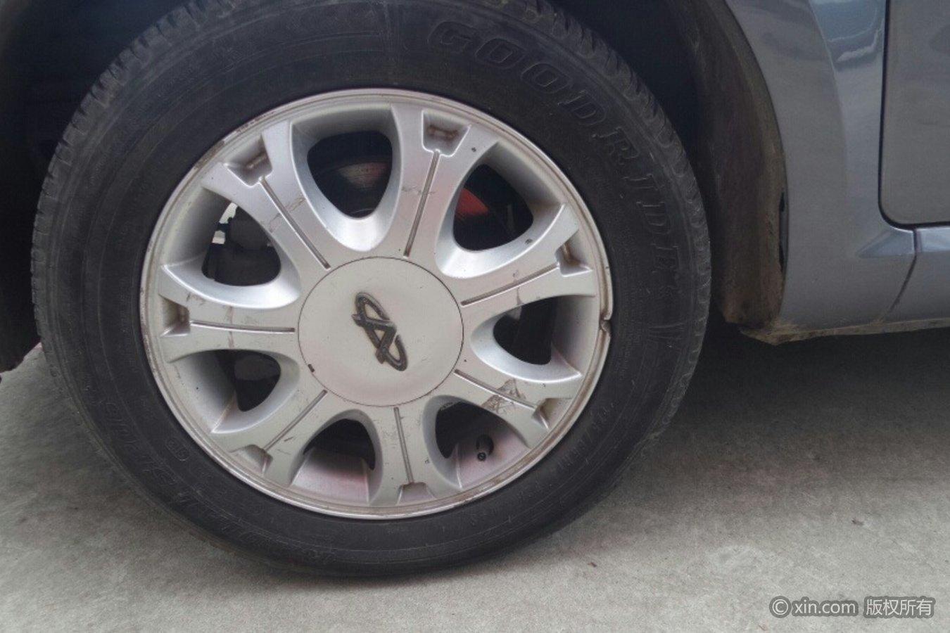 奇瑞A1轮毂