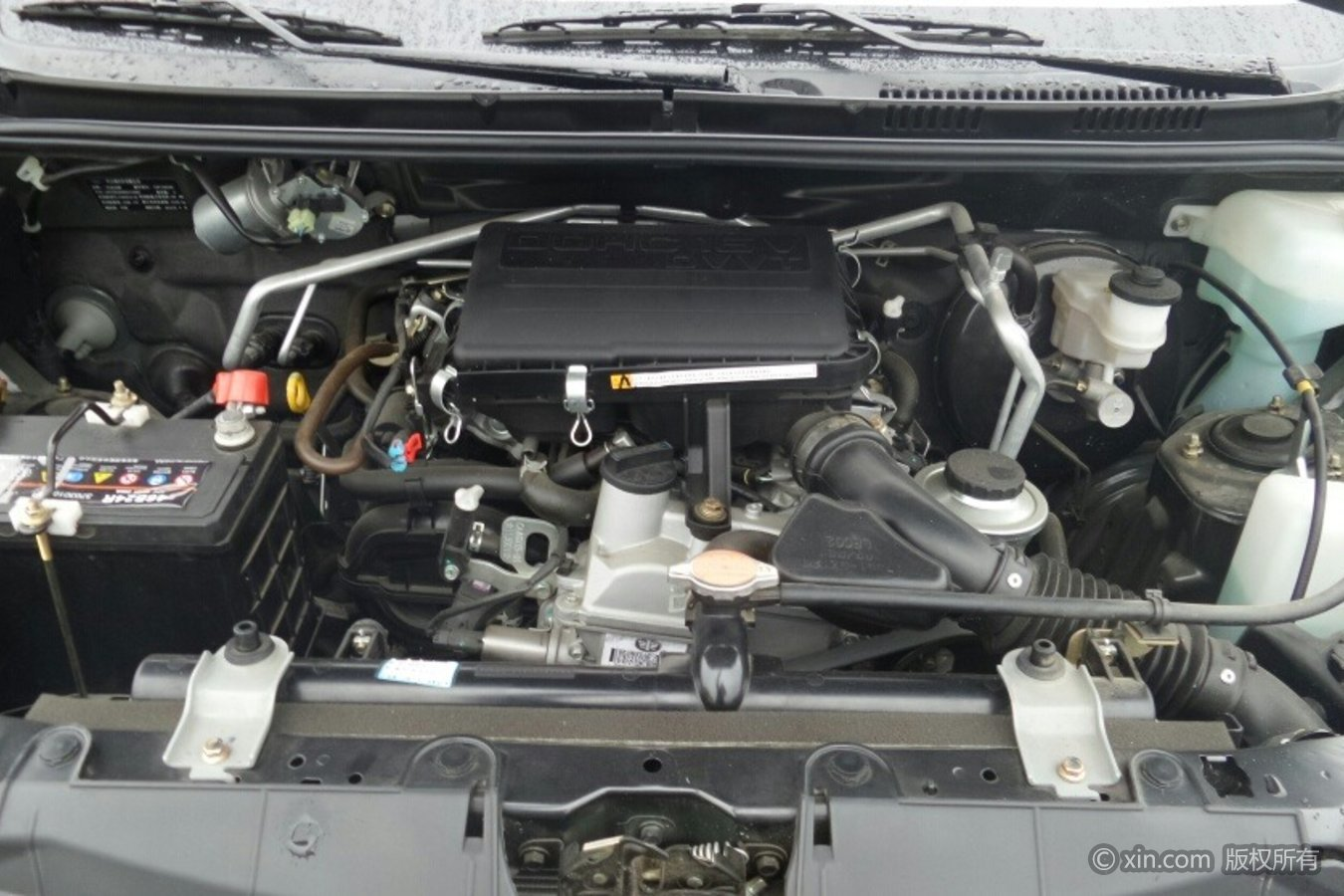 一汽森雅M80发动机
