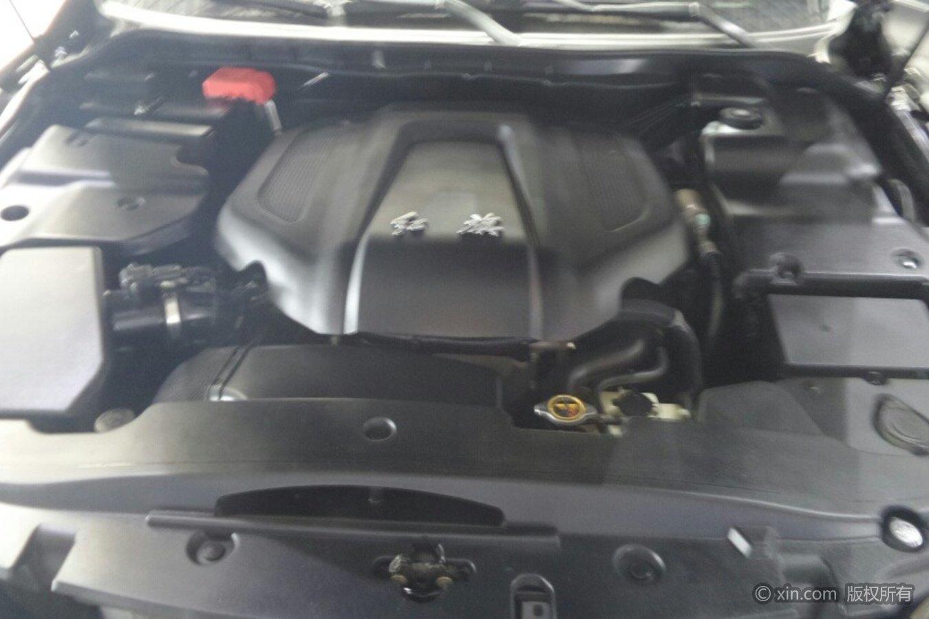 红旗H7发动机