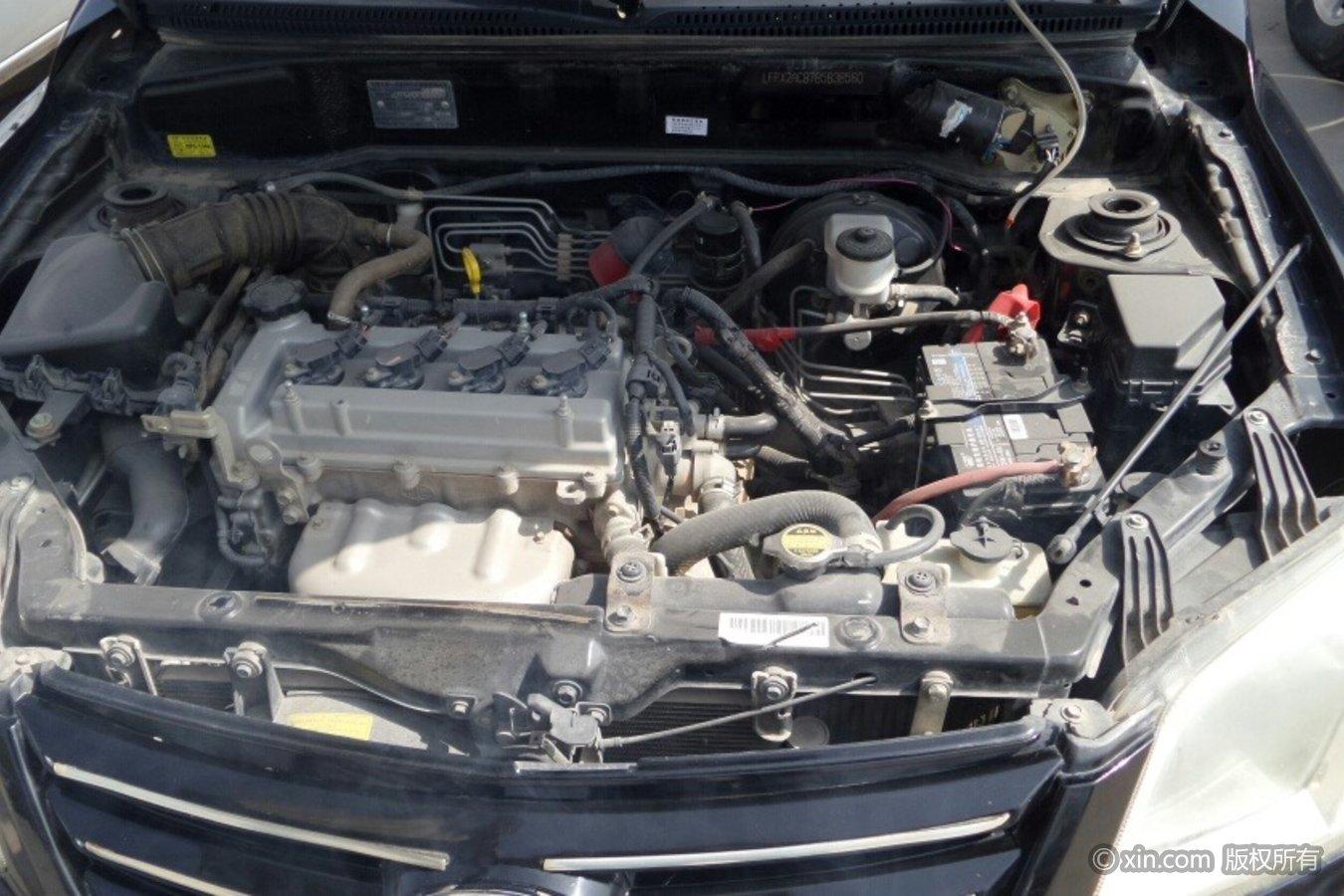 一汽夏利N5发动机