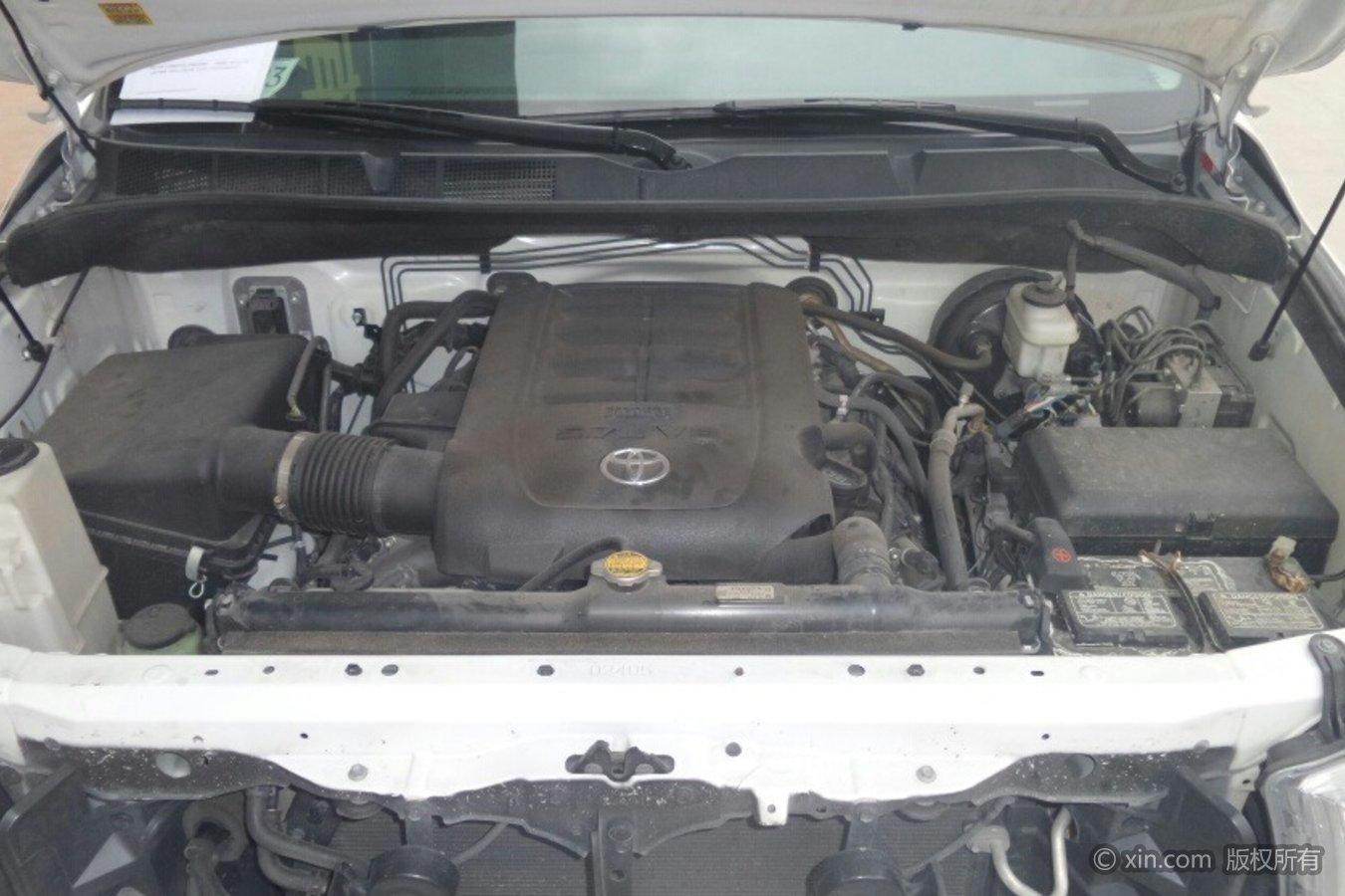 丰田坦途发动机