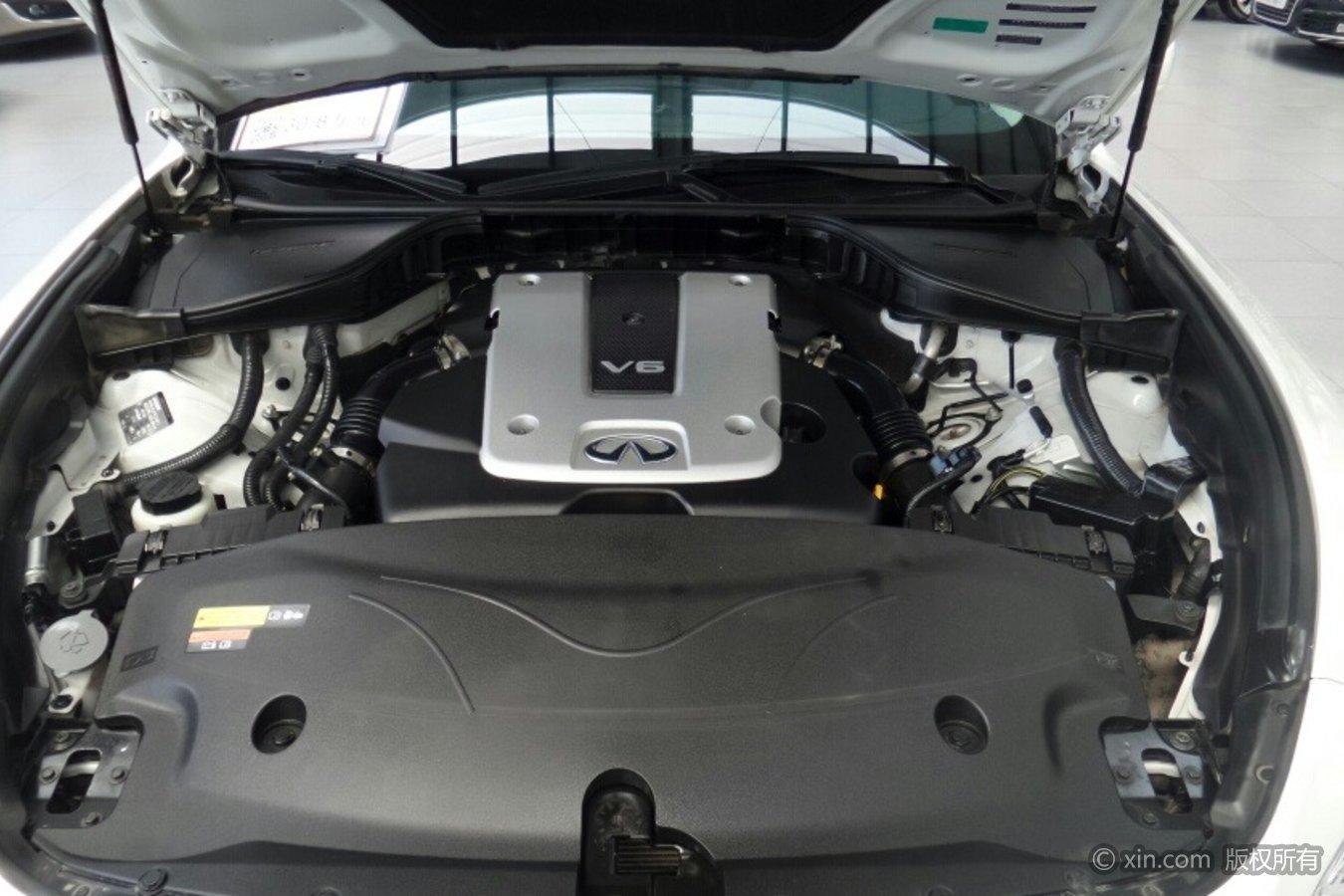 英菲尼迪M发动机