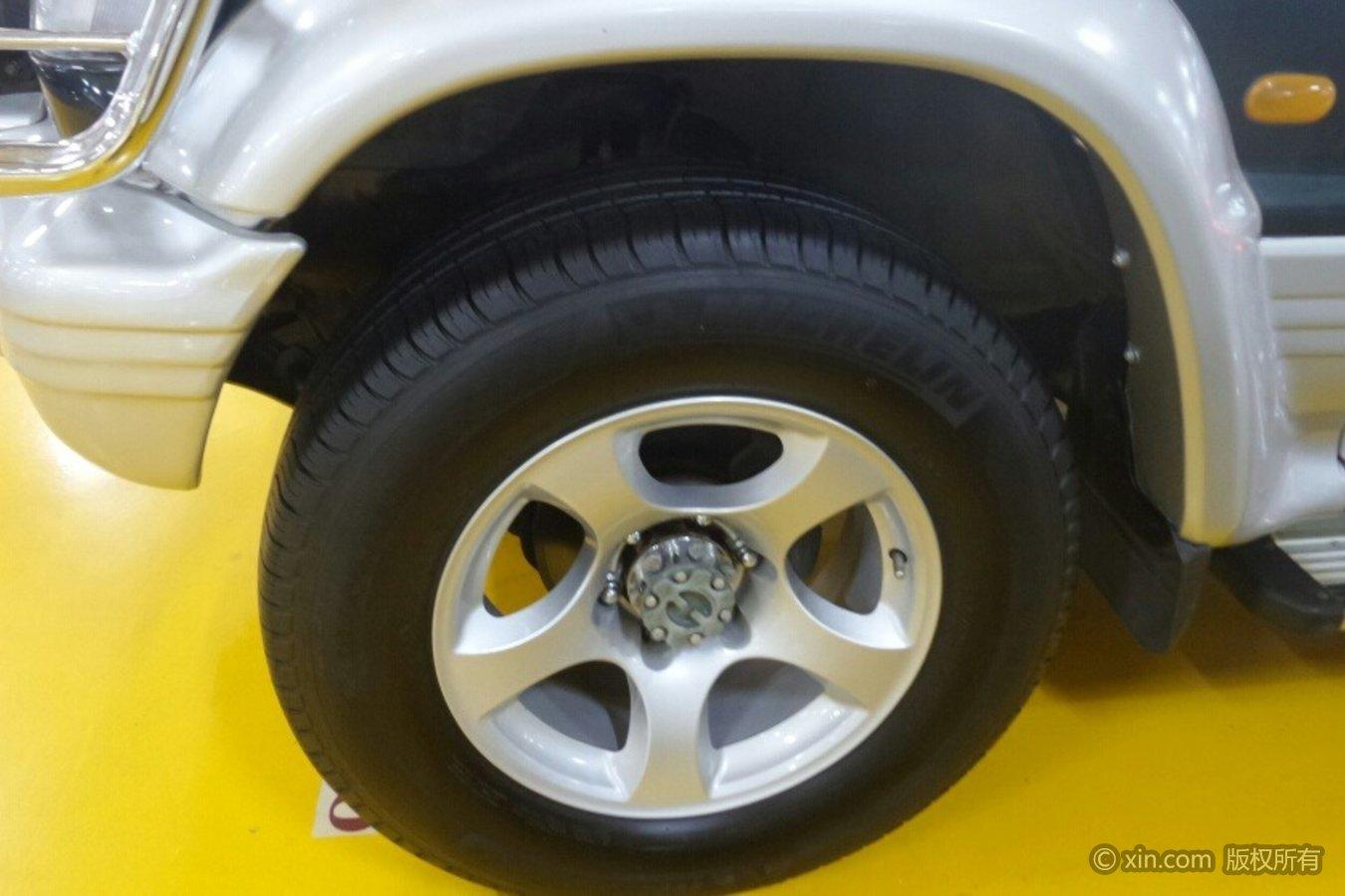 猎豹汽车6481轮毂
