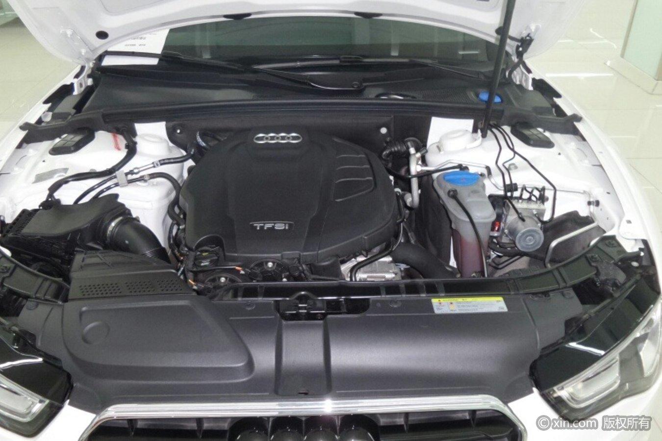 奥迪A5(进口)发动机