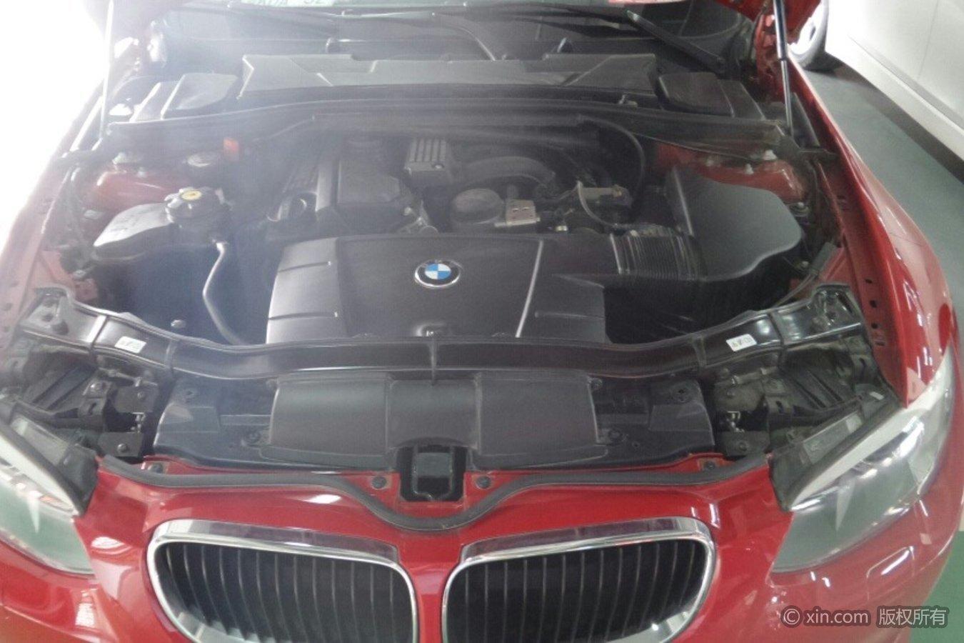 宝马3系(进口)发动机
