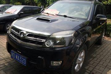 长城 哈弗H3 2010款 领先版 2.5T 手动 柴油 豪华型(国Ⅲ)