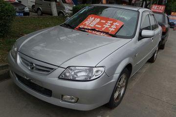 海马 海福星 2007款 1.6L 手动 GLS豪华型(国Ⅲ)