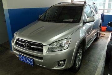 丰田 RAV4 2011款 2.4L 自动 豪华型 四驱(国Ⅳ)