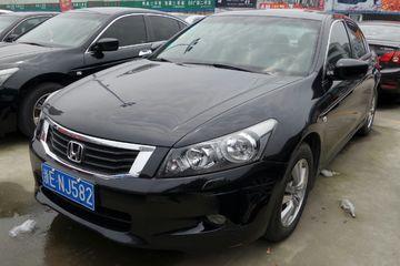 本田 雅阁 2008款 2.0L 自动 EX标准型(国Ⅲ)