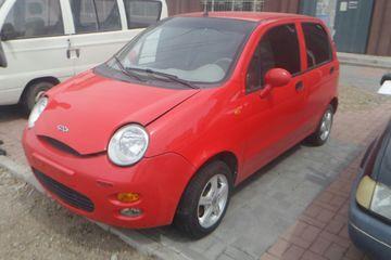 奇瑞 QQ3两厢 2008款 0.8L 手动 舒适型(国Ⅳ)