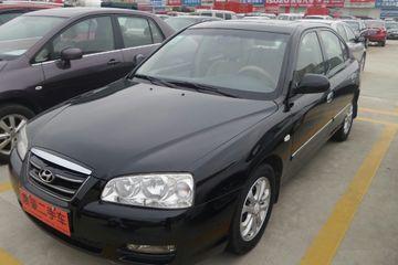 现代 伊兰特三厢 2007款 1.6 GLS 手动 豪华型
