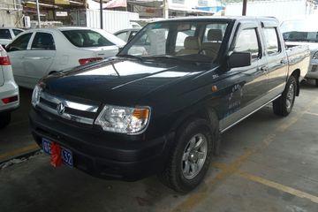 日产 锐骐皮卡 2012款 2.5T 手动 标准型后驱柴油