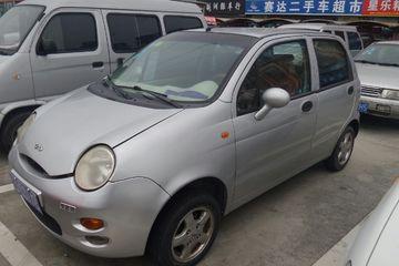 奇瑞 QQ3两厢 2009款 0.8 手动 舒适型