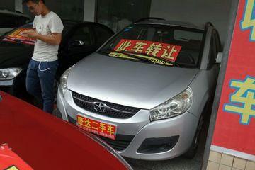 江淮 和悦两厢 2011款 1.8 手动 豪华型5座RS