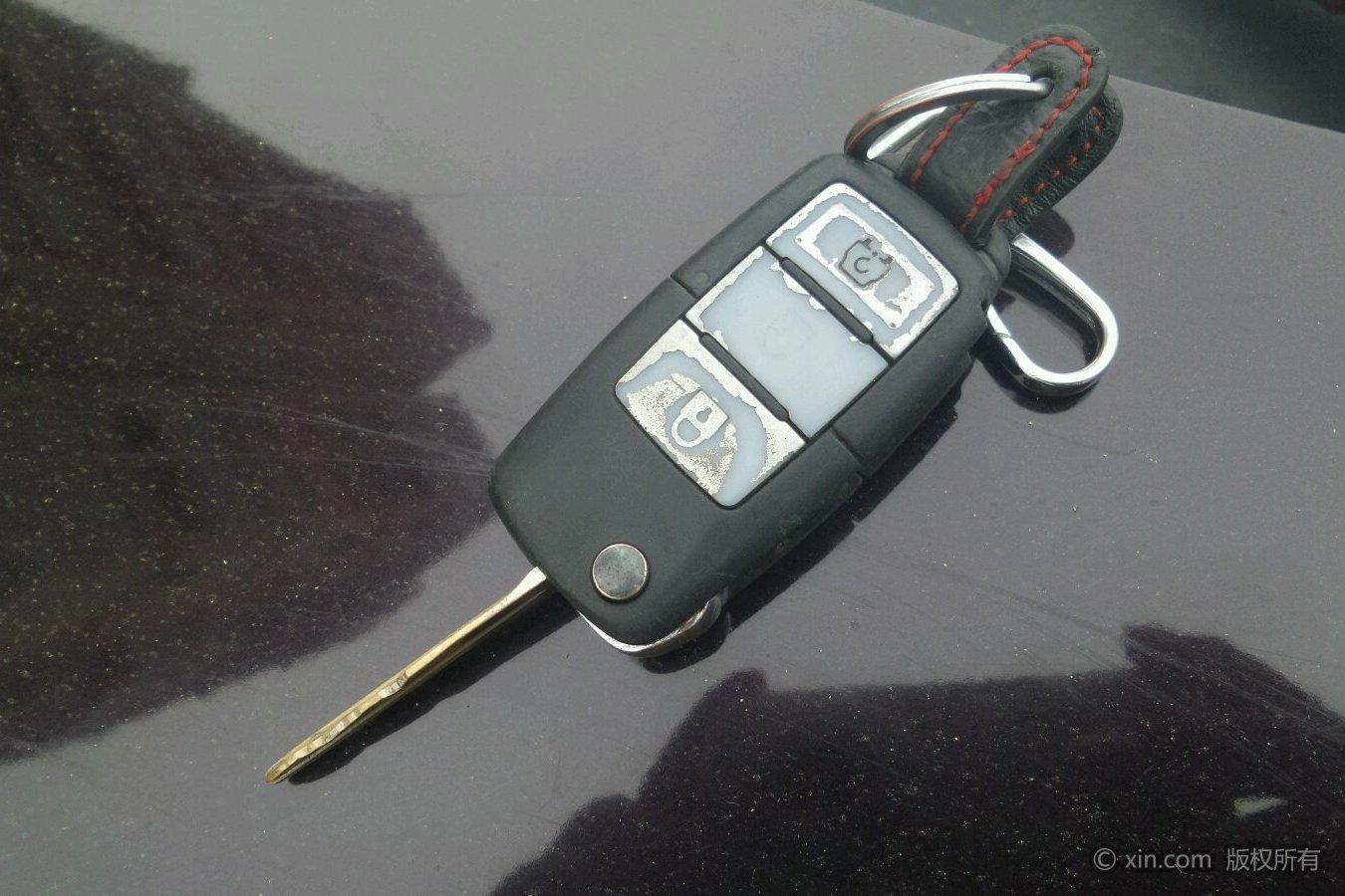 东风风行景逸钥匙
