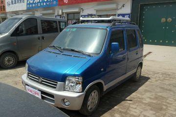 铃木 北斗星 2004款 1.2 手动 DLX豪华Ⅱ型