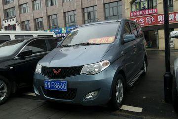 五菱 宏光 2013款 1.5 手动 S豪华型7座