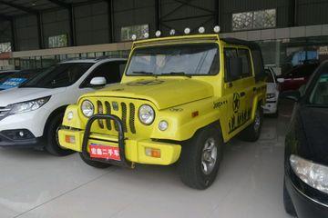 北京汽车 北京40 2014款 2.4 手动 四驱酷野版
