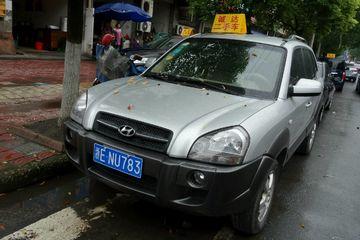 现代 途胜 2007款 2.0 自动 舒适型前驱GL