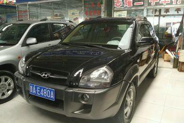 现代 途胜 2008款 2.0 自动 舒适型前驱GL