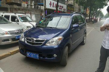 一汽 森雅M80 2009款 1.5 手动 CL五座