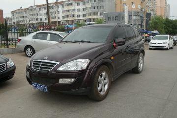 双龙 享御 2006款 2.0T 自动 豪华型柴油