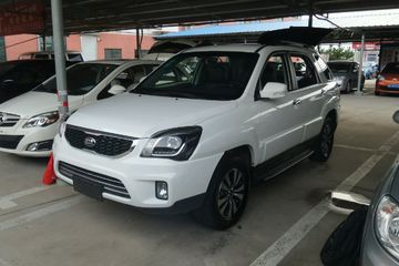 起亚 狮跑 2013款 2.0 自动 Premium前驱版