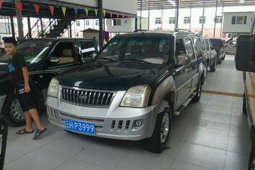 新凯 都市之星 2008款 2.8T 手动 柴油型后驱
