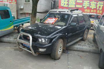陆风 X6 2005款 2.8T 手动 柴油后驱