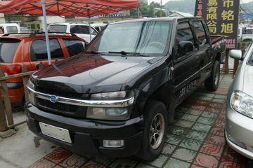江淮 瑞铃 2012款 2.4T 手动 标准型标双排4D25柴油