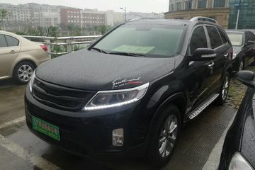 起亚 索兰托 2013款 2.2T 自动 7座柴油豪华版