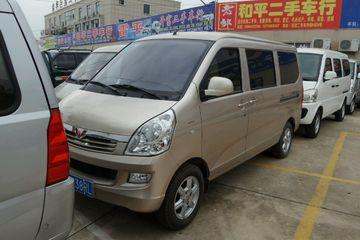 五菱 荣光 2014款 1.5 手动 S标准型5-8座