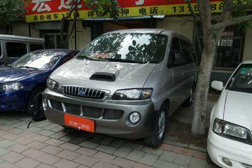 江淮 瑞风 2008款 2.8T 手动 穿梭简配型8座柴油