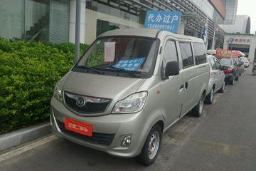 海马 福仕达 2012款 1.2 手动 实用型7座