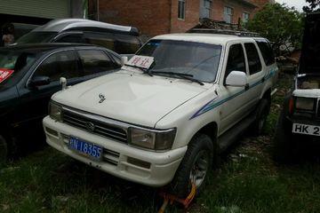长城 赛弗 2002款 2.2 手动 标准型后驱