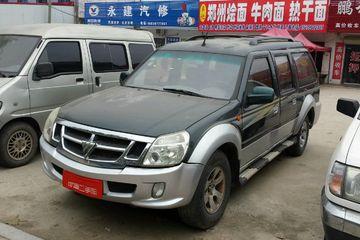 福田 传奇 2006款 2.0T 手动 后驱 柴油