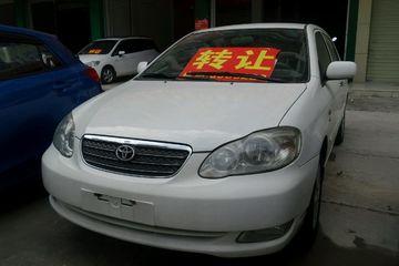 丰田 花冠 2005款 1.8 自动 GL-I