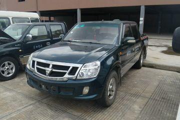 福田 萨普 2011款 2.8T 手动 开拓者T3 柴油