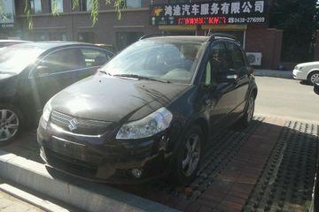 铃木 天语SX4两厢 2011款 1.6 手动 舒适型