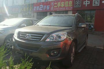长城 哈弗H6 2012款 2.4 自动 精英型前驱