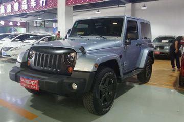 Jeep 牧马人 2012款 3.6 自动 极地限量版