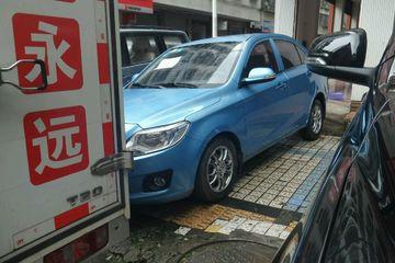 长安 悦翔三厢 2012款 1.3 手动 标准型