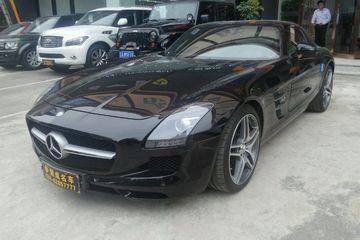 奔驰 AMG-SLS级 2011款 6.2 自动