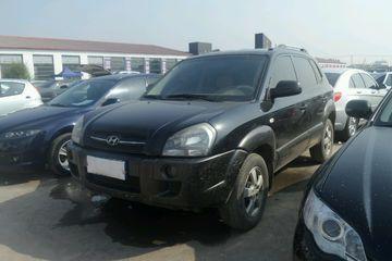 现代 途胜 2006款 2.0 手动 GL舒适型前驱